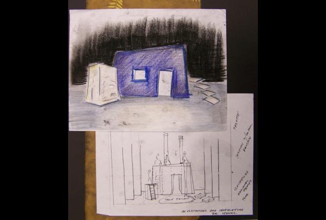 Spring Awakening, Concept Sketches